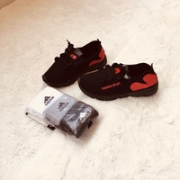 Used Sneakers & adidas socks  in Dubai, UAE