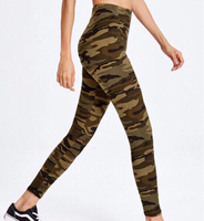Used Fashion camouflage leggings in Dubai, UAE