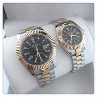 Used Luxury Rolex Couple watch  in Dubai, UAE