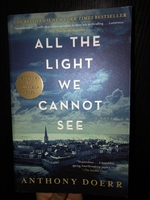 Used All the light we cannot see- War Novel in Dubai, UAE
