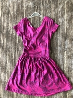 Used Dress for a girl size 11 years old new in Dubai, UAE