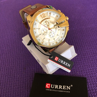 Used CURREN/ Leisure Style Fashion Watch  in Dubai, UAE