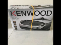Used Kenwood Griller. Brand New in Dubai, UAE