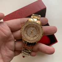 Bee sisters gold watch for ladies