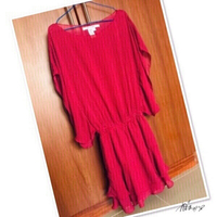 Used Max Studio Dress Magenta Color  👗 ❤️ in Dubai, UAE