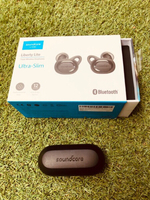 Used Original Soundcore wireless Earphones  in Dubai, UAE