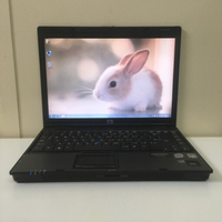 Compaq 6910p with biometric