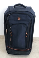 "Used Timberlands Navy Blue Suitcase 30"" in Dubai, UAE"