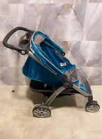 Used Chicco Bravo Stroller (with car seat) in Dubai, UAE