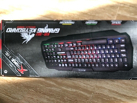 Used Gaming keyboard ⌨️ RGB in Dubai, UAE