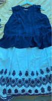 Used Top and skirts charter club size 12 and  in Dubai, UAE