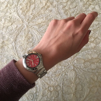 Used SWATCH IRONY water-resistant watch in Dubai, UAE