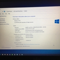Used Laptop windows 10 Fujitsu i3 in Dubai, UAE