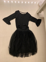 Used Top and skirt bundle worn once in Dubai, UAE