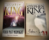 Used 2 Books by Stephen King in Dubai, UAE