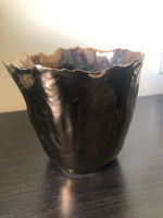 Used 5 Glass vases/pots  in Dubai, UAE