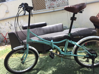 Used Used folding bicycle from Japan  in Dubai, UAE