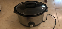 Used Kenwood Slow cooker. Like new, large  in Dubai, UAE