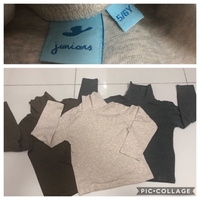 Used Kids 5/6years old winter turtle neck top in Dubai, UAE