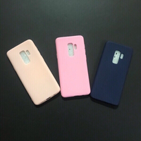 3 silicon cases for S9+