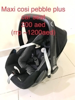 Used Rrp 1200aed baby 0-1 years car seat in Dubai, UAE