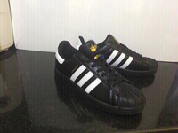 Used Adidas superstar size 42, new  in Dubai, UAE