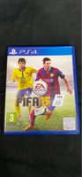 Used FIFA 15 ps4 Disc in Dubai, UAE