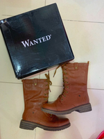 Used Leather Boots Size 41 in Dubai, UAE