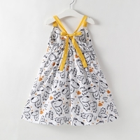 Used Baby Dog Print Strappy Dress in Dubai, UAE