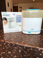 Used Avent bottle steriliser  in Dubai, UAE