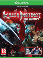 Used Killer Instinct (Combo Breaker Pack) in Dubai, UAE
