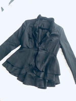 Used Women's Black Fancy Blazer in Dubai, UAE