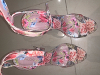 Used Aldo sandals size 38 in Dubai, UAE