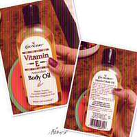 Used CocoCare Vitamin E Body Oil 250 ML💙 in Dubai, UAE