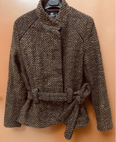 Used Max Winter Jacket/ Coat (Brown) in Dubai, UAE