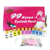 Used Korean Eyelash Perm Kit  in Dubai, UAE