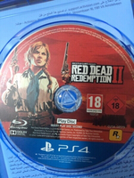 Used Red dead redemption ps4 Cd and gta in Dubai, UAE