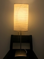 Used IKIA table Lamp with Bulb in Dubai, UAE