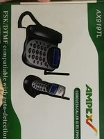 Used New land line phone with wireless device in Dubai, UAE