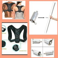 Used SELF DEFENSE STAFF + SHOULDER SHAPER in Dubai, UAE