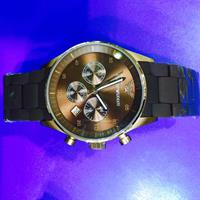 Armani Brand New Watch Replica Master High Quality Watches Matt Brown Colour With Bronze Colour Mettal Hurry!!!