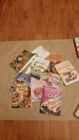 Used Bundle of mini cooking books in Dubai, UAE