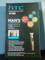 Rechargeable Hair Trimmer HTC