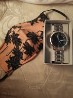 Used Brand New Watch For Men Silver in Dubai, UAE
