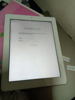 Used iPad 2 16GB iCloud locked in Dubai, UAE