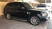 Used Car Type: Range Rover Sport Super Gear Model: 2006 Counter (K.m): 223643 Exterior and Interior Color: Black Inside Beige Machine and lime case: excellent BODY CONDITION: Dye needs a light roof Asking price: 22000 Please send the car pictures. in Dubai, UAE