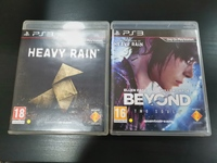 Used Sony PS3 Heavy Rain and Beyond Two Souls in Dubai, UAE
