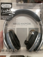 Used Wireless bluetooth foldable headphone in Dubai, UAE