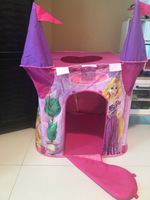 Used Disney Princess Pop Up Castle  in Dubai, UAE