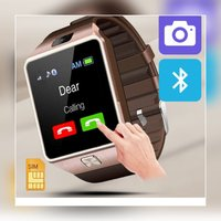 Used New brown smart watch gold spark in Dubai, UAE
